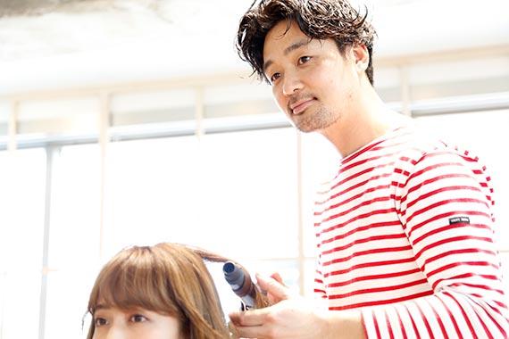 ナチュラルに動く髪をつくる<br /> ベースのつくり方のポイント