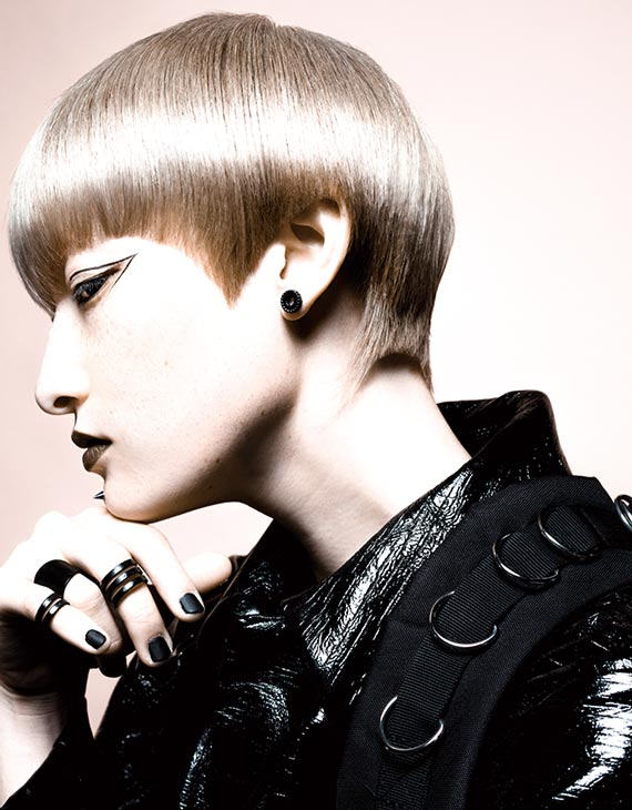 JAPAN HAIRDRESSER OF THE YEAR 【グランプリ】<br /> 神谷 翼(SCREEN)