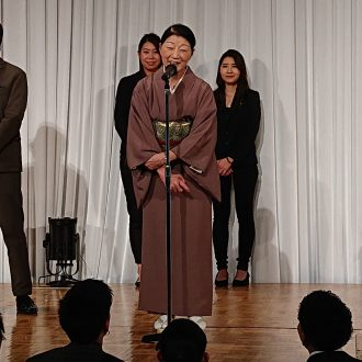 国際文化理容美容専門学校 卒業記念パーティ