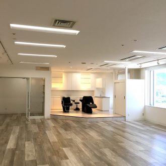株式会社アリミノ中四国支店 事務所・スタジオ開設