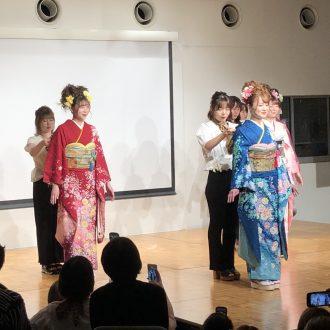 第9回 国際文化理容美容専門学校・渋谷校学園祭