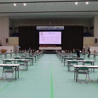 第11回全国理容美容学生技術大会 近畿地区大会